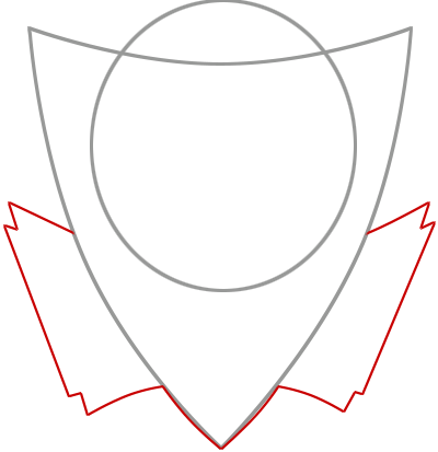Learn easy to draw dallas mavericks step 02