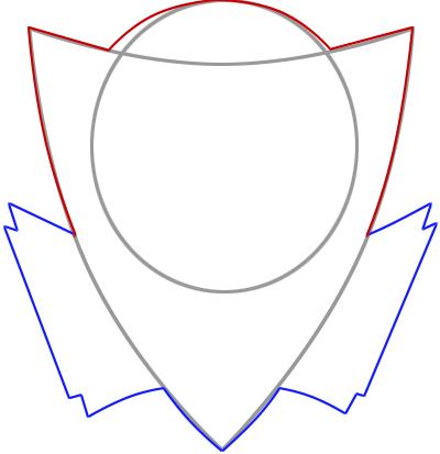 Learn easy to draw dallas mavericks step 03