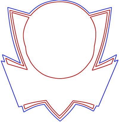 Learn easy to draw dallas mavericks step 04