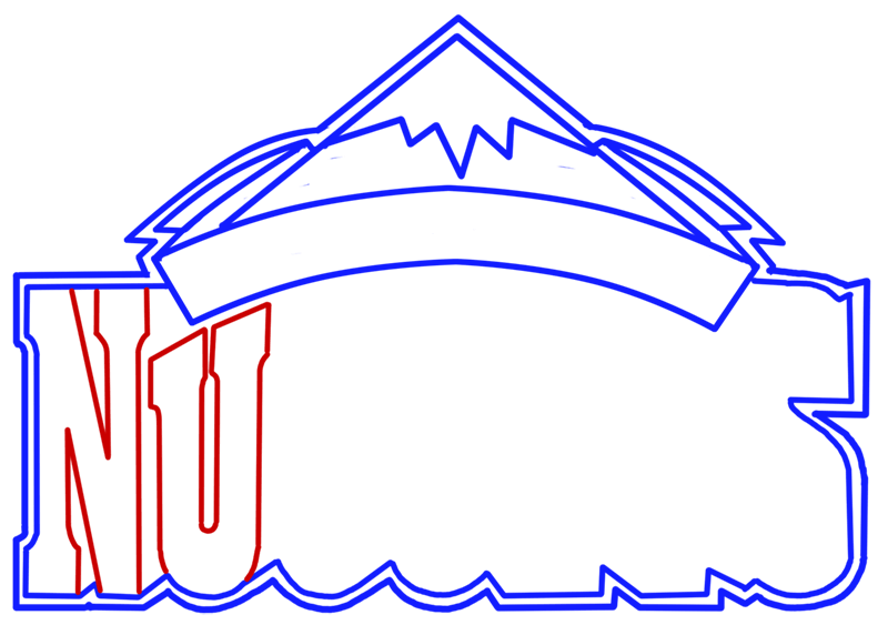 Learn easy to draw denver nuggets step 05