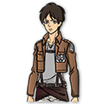 Learn easy to draw eren jaeger icon