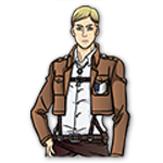 Learn easy to draw erwin smith icon