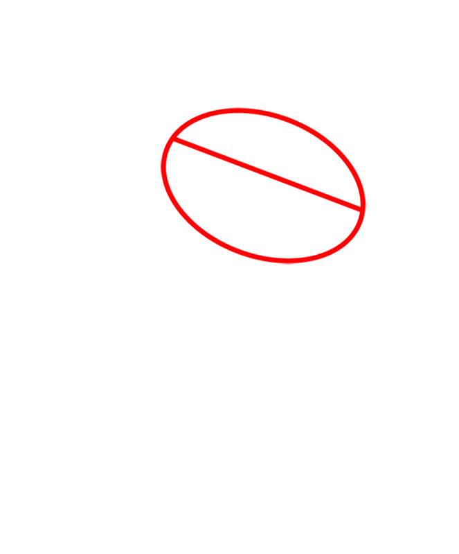 Learn easy to draw gravattack step 01