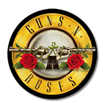 Learn easy to draw guns n roses icon