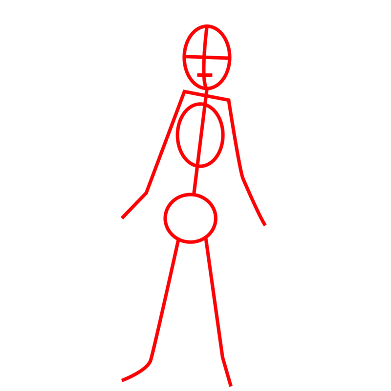 Learn easy to draw hiro hamada step 01