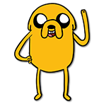 Learn easy to draw jake icon