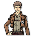 Learn easy to draw jean kirstein icon