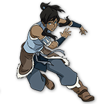 Learn easy to draw korra icon