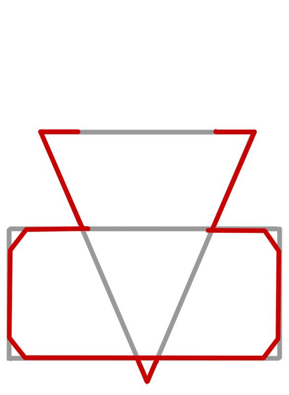 Learn easy to draw milwaukee bucks step 02