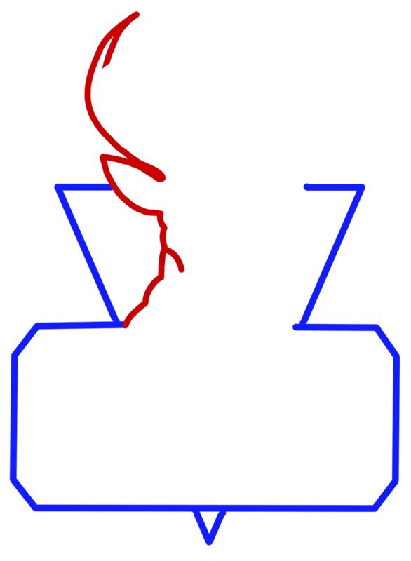 Learn easy to draw milwaukee bucks step 03