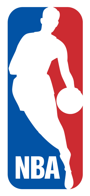 Learn easy to draw nba logo step 09