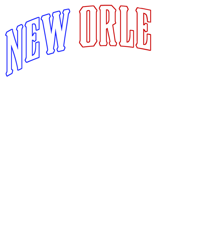 Learn easy to draw new orleans hornets step 02