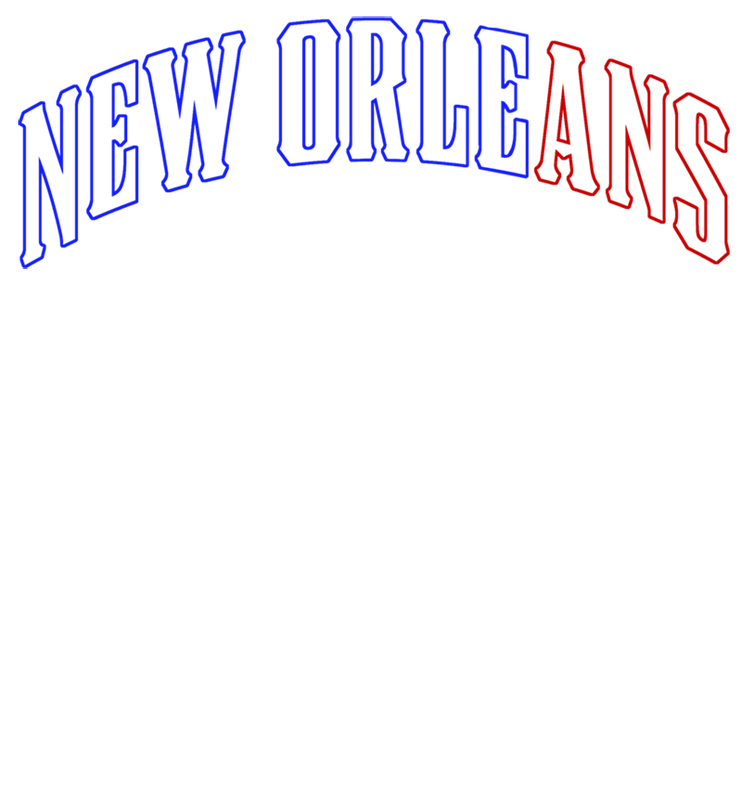 Learn easy to draw new orleans hornets step 03