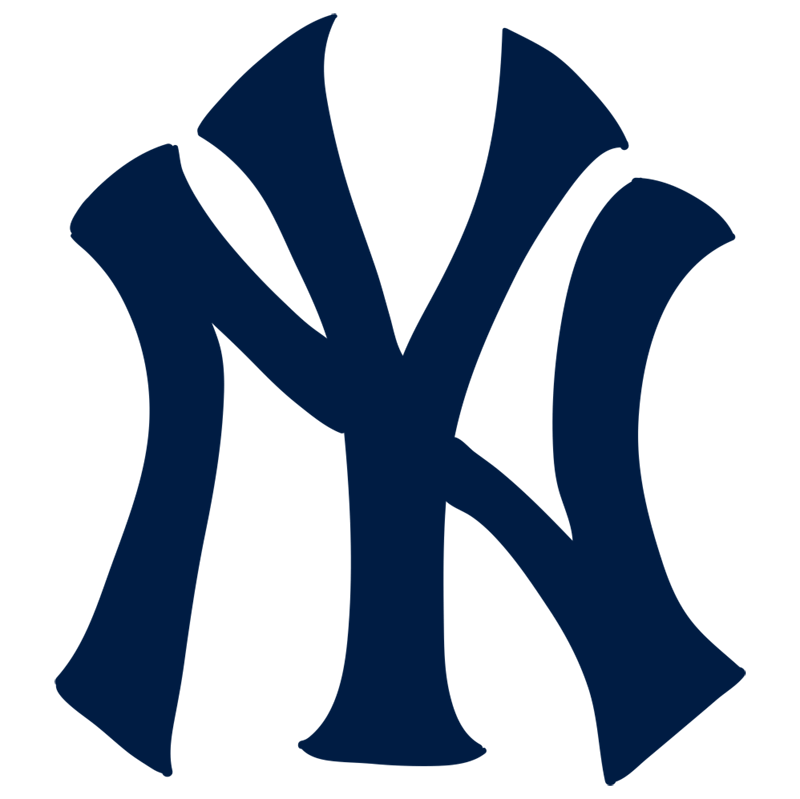 Learn easy to draw new york yankees step 00