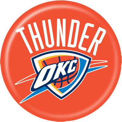 Learn easy to draw oklahoma city thunder step 12