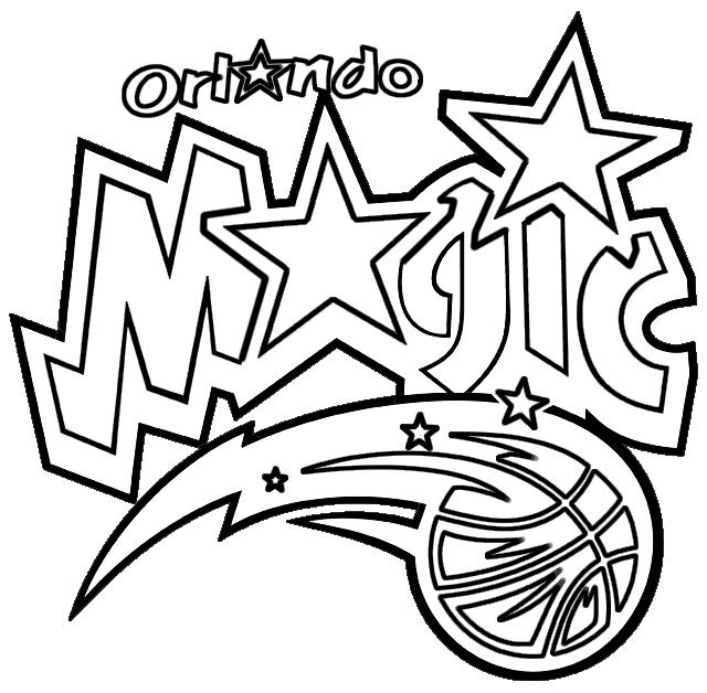 Learn easy to draw orlando magic step 00