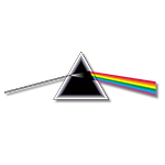 Learn easy to draw pink floyd dark side of the moon icon