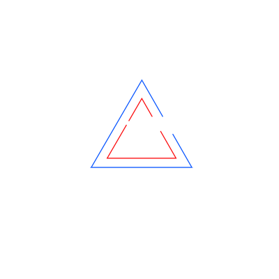 Learn easy to draw pink floyd dark side of the moon step 02