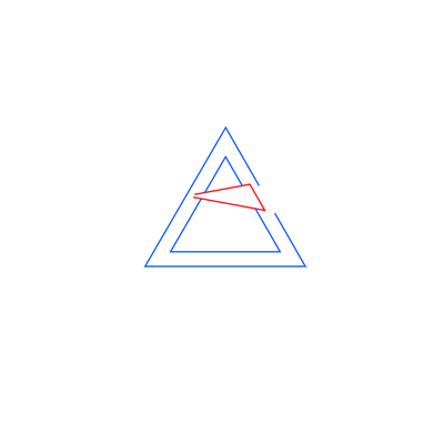 Learn easy to draw pink floyd dark side of the moon step 03