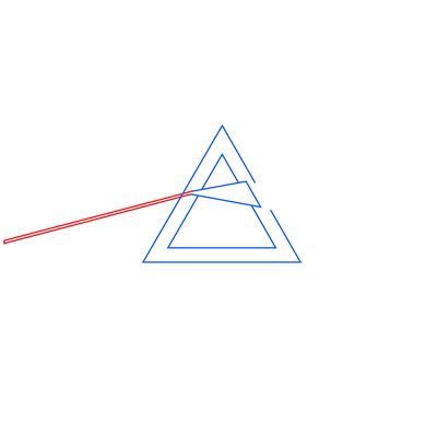 Learn easy to draw pink floyd dark side of the moon step 04