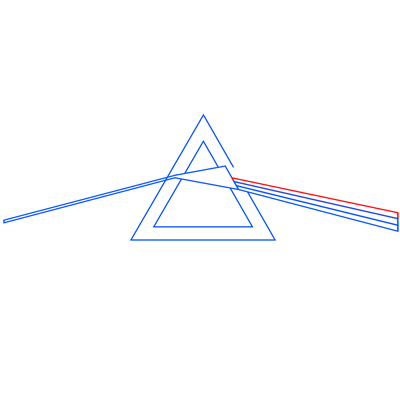 Learn easy to draw pink floyd dark side of the moon step 07