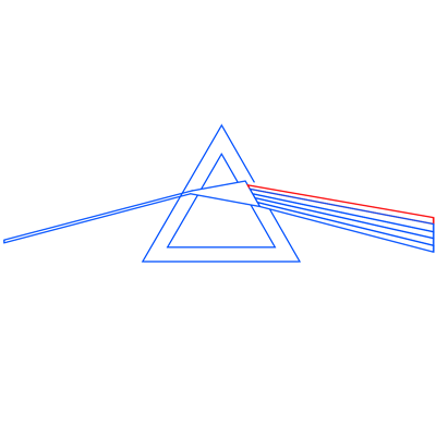Learn easy to draw pink floyd dark side of the moon step 09