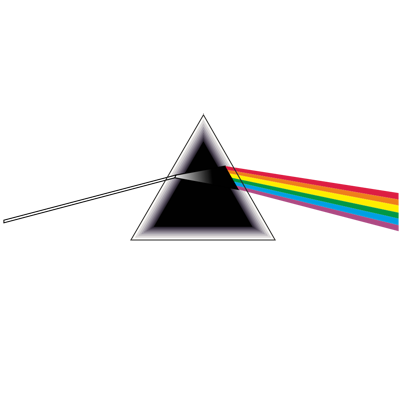 Learn easy to draw pink floyd dark side of the moon step 12