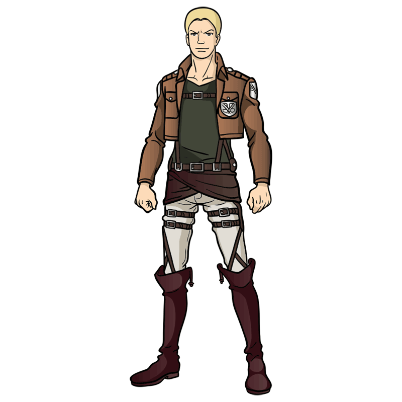 Learn easy to draw reiner braun step 00