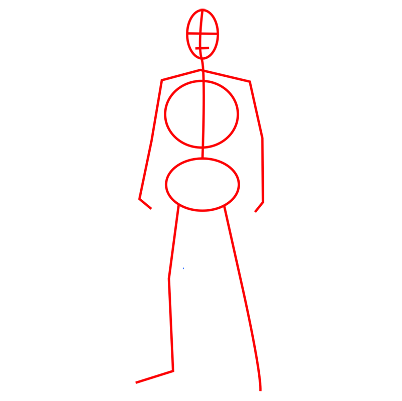 Learn easy to draw reiner braun step 01