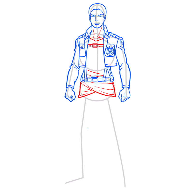 Learn easy to draw reiner braun step 08