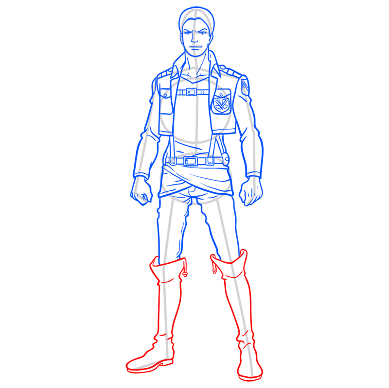 Learn easy to draw reiner braun step 10