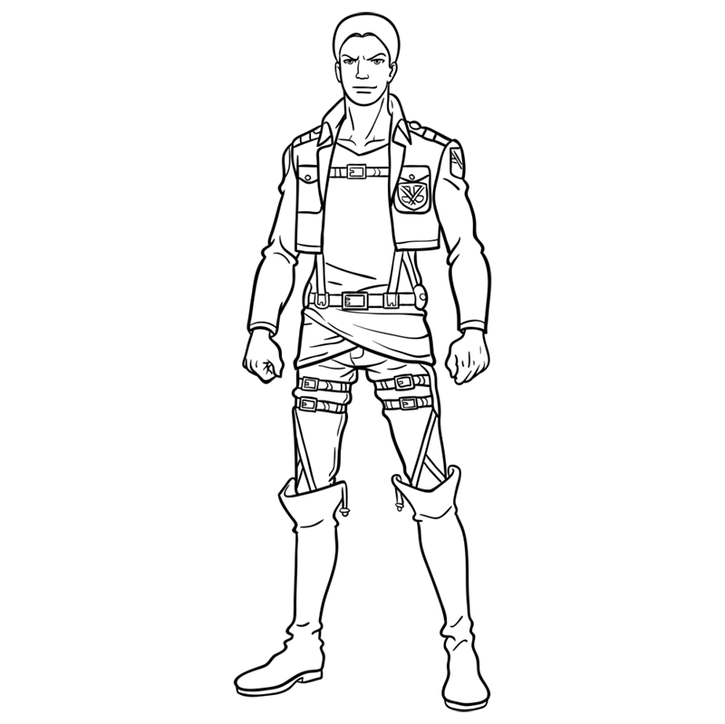 Learn easy to draw reiner braun step 12