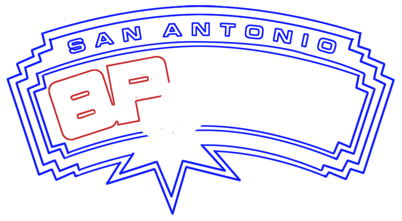 Learn easy to draw san antonio spurs step 10
