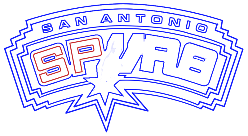 Learn easy to draw san antonio spurs step 13