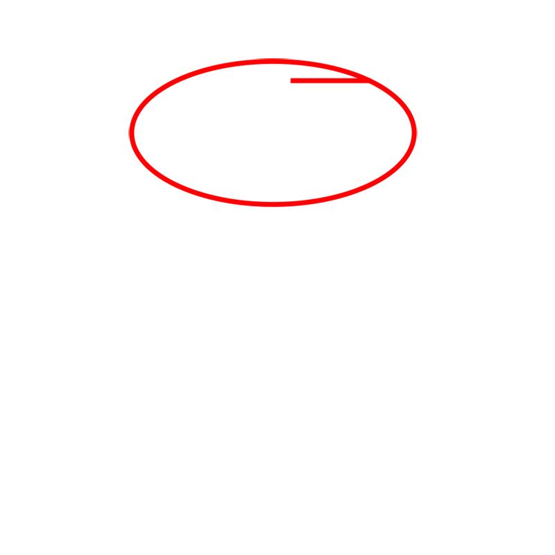 Learn easy to draw shockquatch step 01