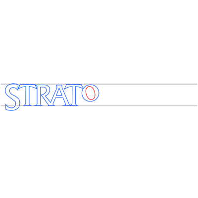 Learn easy to draw stratovarius step 09