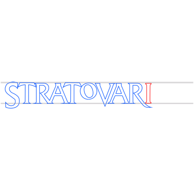 Learn easy to draw stratovarius step 15