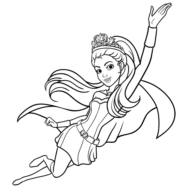 Learn easy to draw super sparkle step 14