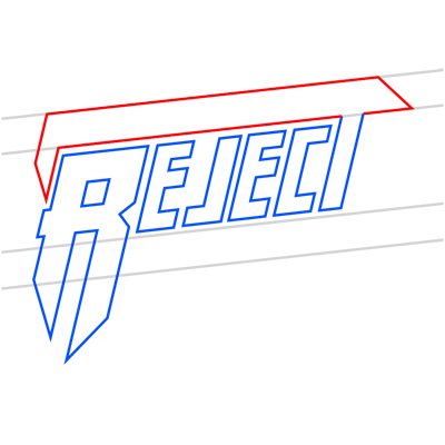 Learn easy to draw the all american rejects step 10