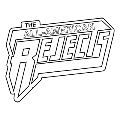 Learn easy to draw the all american rejects step 16