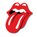 Learn easy to draw the rolling stones icon