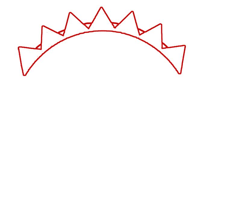 Learn easy to draw toronto raptors step 01
