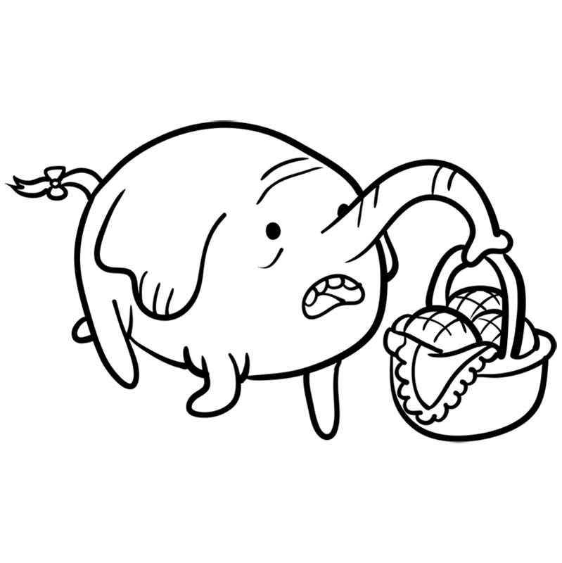 Learn easy to draw tree trunks step 11