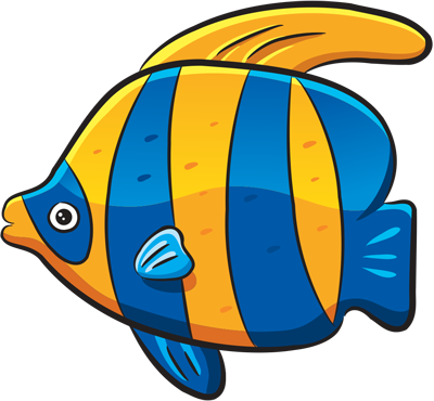 Learn easy to draw how easy to draw a color fish 11