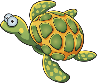 Learn easy to draw how easy to draw a little turtle 10