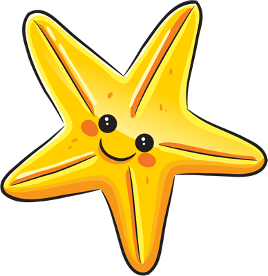 How easy to draw a starfish step by step drawings