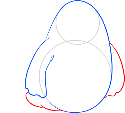 Learn easy to draw how easy to draw a walrus 4
