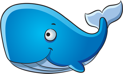 Learn easy to draw how easy to draw a whale 9
