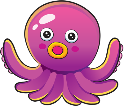 How easy to draw an octopus step by step drawings