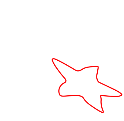 Learn easy to draw how to draw a carambola 1